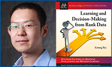 Duke CompSci Alumnus Lirong Xia Publishes Book on AI and ML