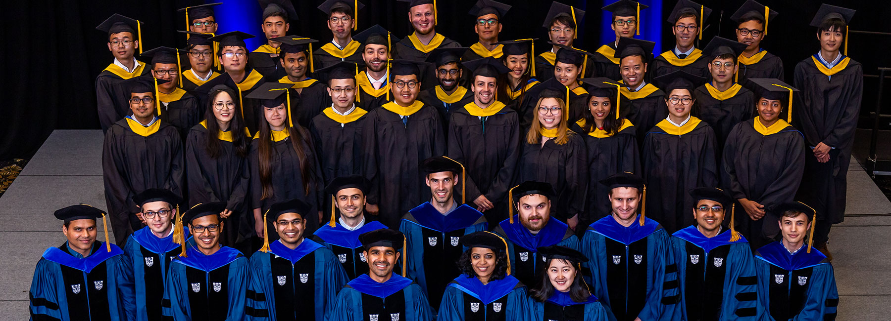 Graduation 2019 Grad Students