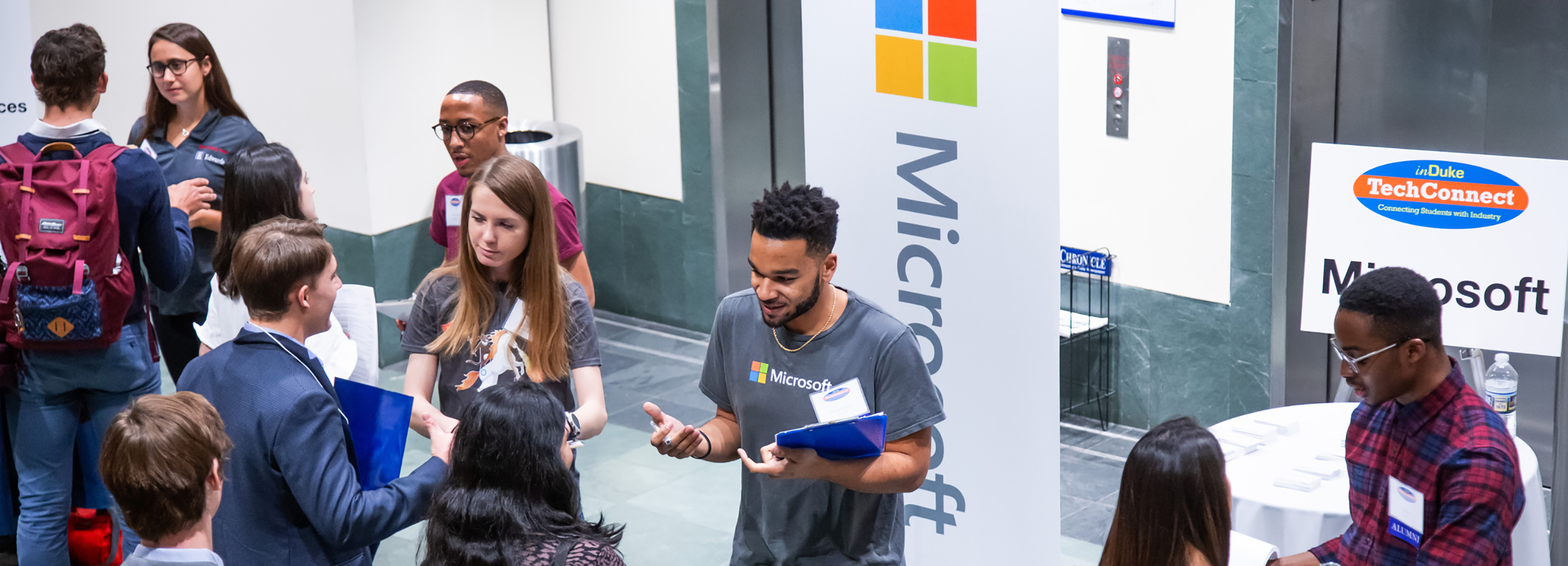 Microsoft at Duke TechConnect 2019 January