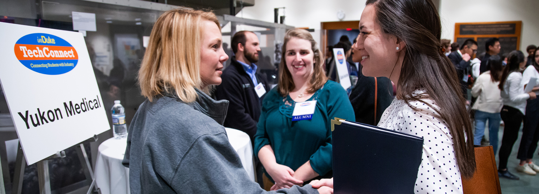 Yukon Medical at Duke TechConnect 2019 January Event