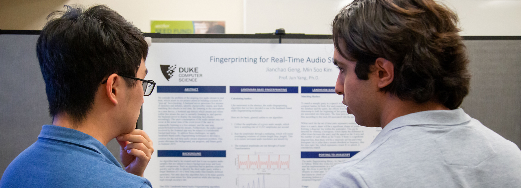 Ugrad Summer 2019 Research-Fingerprinting Project Poster