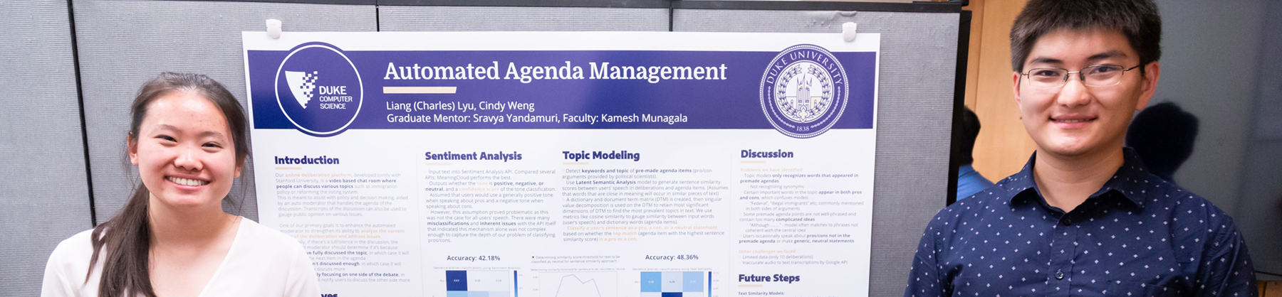 Ugrad Summer 2019 Research-Auto-Agenda Mgt Project Poster