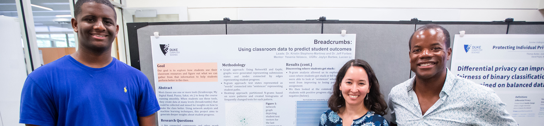Ugrad Summer 2019 Research-Breadcrumbs Project Poster