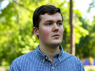 Justin Sherman Senior Duke Student