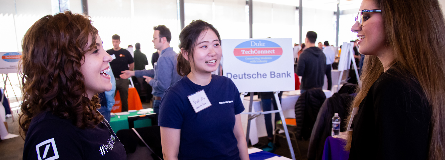 Deutsche Bank at Duke TechConnect January 2020 event