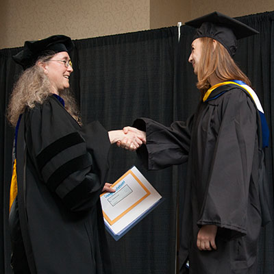 Undergrad award ceremony