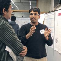 Mayuresh Kunji discusses his poster